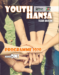 LOGO Youth Hansa Programme 2020