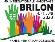 40. Int. Hansetage Brilon 2020 logo